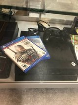 Playstation 4 PS4 w/ Two Games and 1 Controller (500gb) in Camp Lejeune, North Carolina
