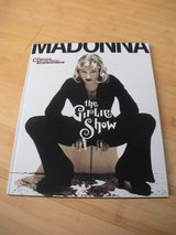 madonna the girlie show world tour book with cd 1994 hardcover, original pressin in Plainfield, Illinois