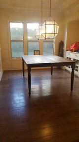 "Wooden High Top Dining Table (72"" x 56.75"" x 36"") in San Clemente, California"