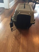 Dog cage for a small dog in Perry, Georgia