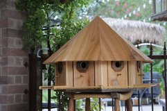 Birdhouse in The Woodlands, Texas