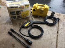 Karcher electric pressure washer in Lockport, Illinois