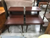 Vintage Matching End Tables in Camp Lejeune, North Carolina