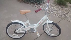 Girl's Torker bike in Fort Riley, Kansas