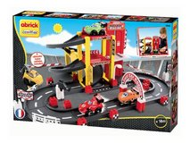 ABRICK Ecoiffier the Circuit Garage F1 Track with Four Cars - NEW in Naperville, Illinois