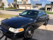 Ford Crown Victoria 2010 - 120K Miles Black Extra Clean in Naperville, Illinois