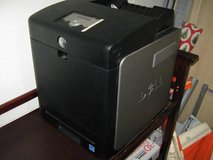 Dell 3110CN Network Color Laser Printer - Nearly New in Kingwood, Texas