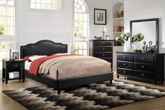 New Black QUEEN or King or California King Platform Bed DELIVERY in Miramar, California