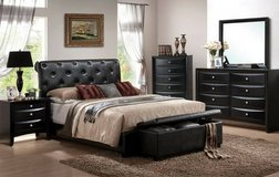 Eastern King or King Sleigh Bed Frame FREE DELIVERY in Miramar, California