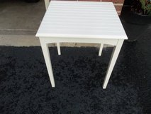 side table - delivery available in DeKalb, Illinois