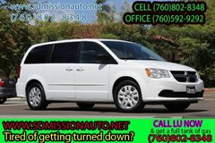 2015 Dodge Grand Caravan American Value Package (760) 802-8348 in Vista, California