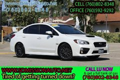 2015 Subaru WRX STI Ask for louis (760) 802-8348 in Vista, California