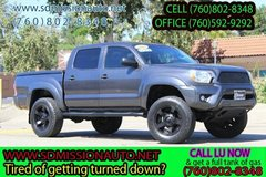 2013 Toyota Tacoma PreRunner V6 Ask for Louis (760) 802-8348 in Vista, California