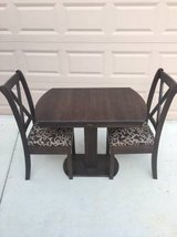 Solid Wood small 4 piece Dining Set in Fairfield, California