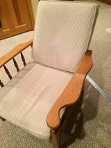 Antique Morris Wooden Chair in Bolingbrook, Illinois