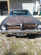 1972 Pontiac Ventura Roller in Beaufort, South Carolina