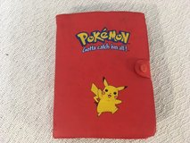 mixed vintage pokemon collectible trading card booklet / 224 cards  01476 in Huntington Beach, California