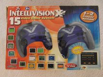 2005 intellivision x-2 plug / play 15 video game 1/2 player video game system  01426 in Huntington Beach, California