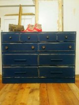 Vintage Dresser in Classic Navy in Quantico, Virginia