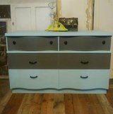 Vintage Serpentine Drawer Dresser in Quantico, Virginia