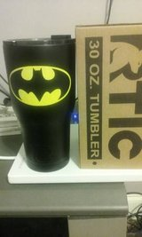 NEW Rtic 30oz Black Tumbler w/ Batman in Warner Robins, Georgia
