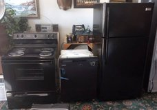BRAND NEW Stove, Dishwasher, and Refrigerator in Beaufort, South Carolina