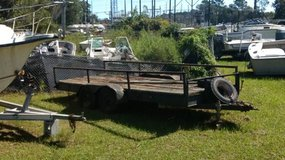 16 ft utility trailer in Beaufort, South Carolina