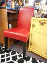 Classic Red Parson Chair (s) in St. Charles, Illinois