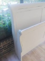 Shabby Chic Queen Sleigh Bed in Quantico, Virginia