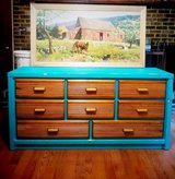 Woody Wagon Style Dresser in Quantico, Virginia