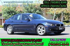 2013 BMW 3 Series 328i Ask for Louis offer expires today (760)802-8348 in Vista, California