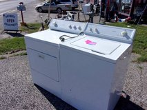 Mix and Match Washer and Dryer in Fort Riley, Kansas
