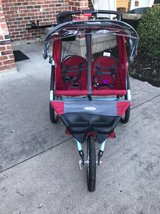In Step Double Jogging Stroller in Naperville, Illinois