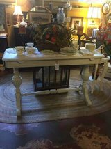 Antique Gray Sofa Table-Side table in Camp Pendleton, California