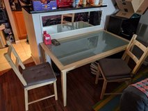 IKEA Dining Table + Chairs in Fort Belvoir, Virginia