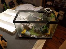 Fish Tank and stuff in Fort Belvoir, Virginia