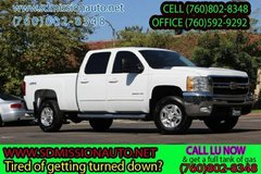 2010 Chevrolet Silverado 2500HD LTZ Ask for Louis (760) 802-8348 in Camp Pendleton, California