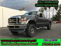 2008 Ford F-250 Super Duty XLT Gray Ask for Louis (760) 802-8348 in Camp Pendleton, California