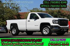 2016 GMC Sierra 1500 Base Ask for Louis (760)802-8348 in Vista, California