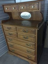 Dresser Vanity  chest of drawers in Travis AFB, California