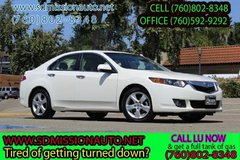 2010 Acura TSX wTech Ask for Louis (760) 802-8348 in Oceanside, California