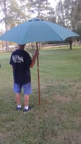 Outdoor Beach Umbrella in CyFair, Texas