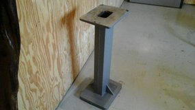 Grinder or Tool Base Pedestal  Heavy Duty in Sandwich, Illinois