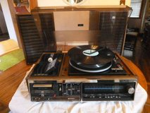 Vintage Sony HP-319 Phono/Record/Casette Player AM/FM in Sugar Grove, Illinois