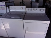 Maytag Washer and GE Dryer in Fort Riley, Kansas