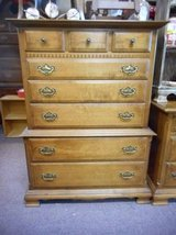 Ethan Allen Chest of Drawers in Elgin, Illinois