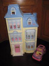 ~FISHER PRICE SWEET SOUNDS LOVING FAMILY DOLLHOUSE~HUGE~ in Morris, Illinois