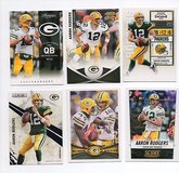 AARON RODGERS GREEN BAY PACKERS LOT in Chicago, Illinois