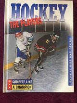 Book : Hockey the Players in Westmont, Illinois