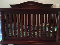 Baby Cache Crib & Dresser in Fort Campbell, Kentucky